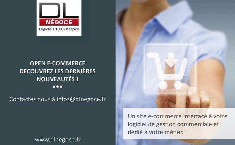 Open Web devient OPEN E-COMMERCE !