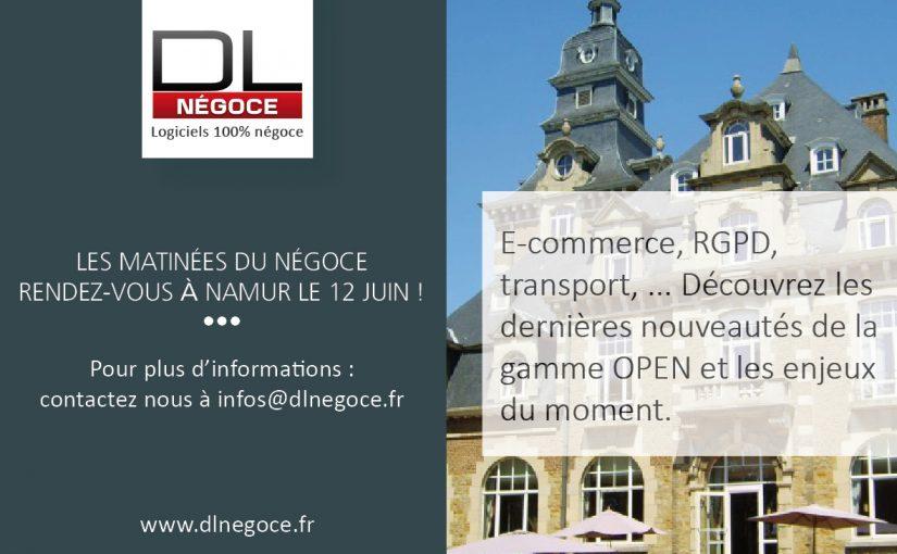 Rendez-vous à Namur le 12 Juin !