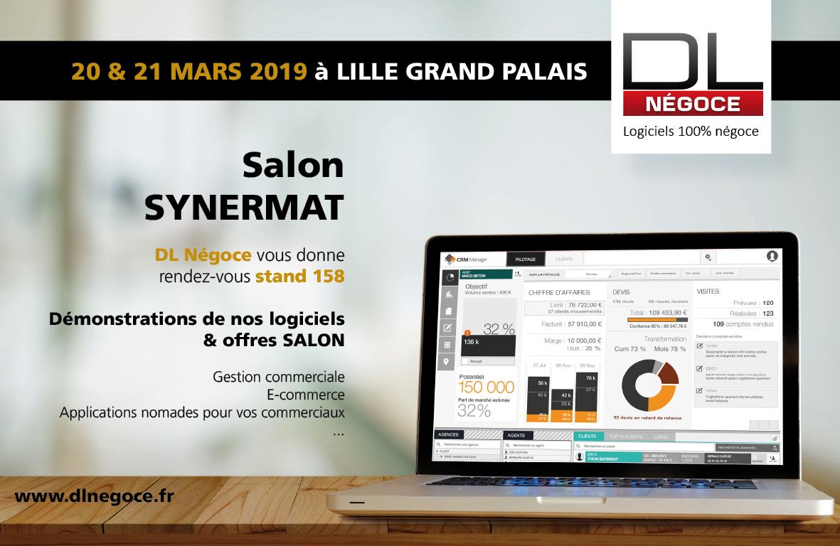 Invitation Synermat 2