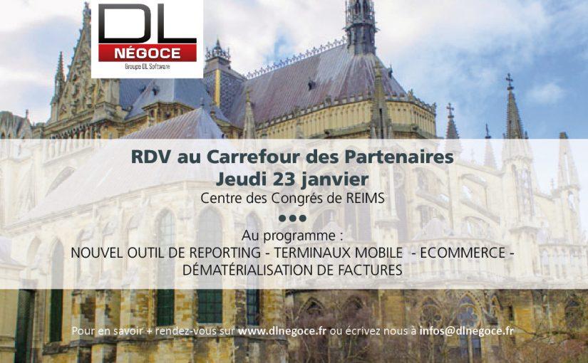 Carrefour des partenaires – France Matériaux