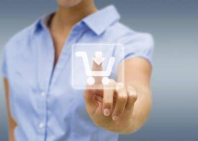 Un site ecommerce intégré à votre ERP pour un gain de temps immédiat, plus d'erreur dans les commande, un service supplémentaire pour vos clients en compte.