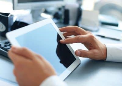 open tab . application mobile pour les ATC, négoce de matériaux