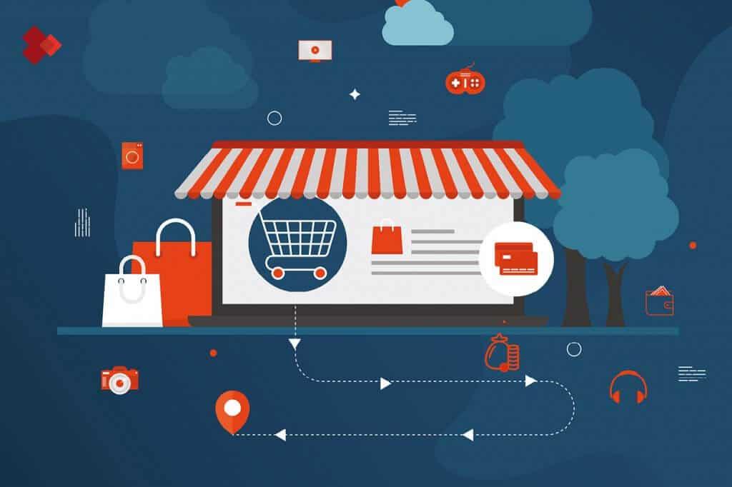 créer e-commerce negoce